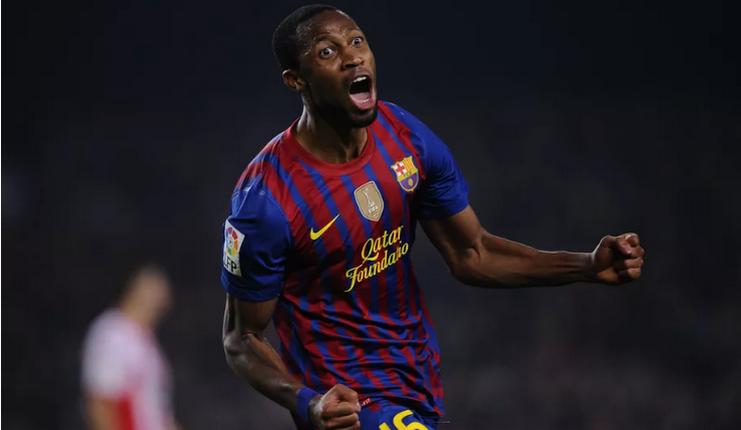Seydou Keita - Barcelona - Football5star - Liga Spanyol
