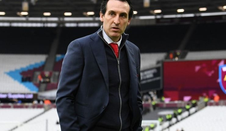 Arsenal Unai Emery