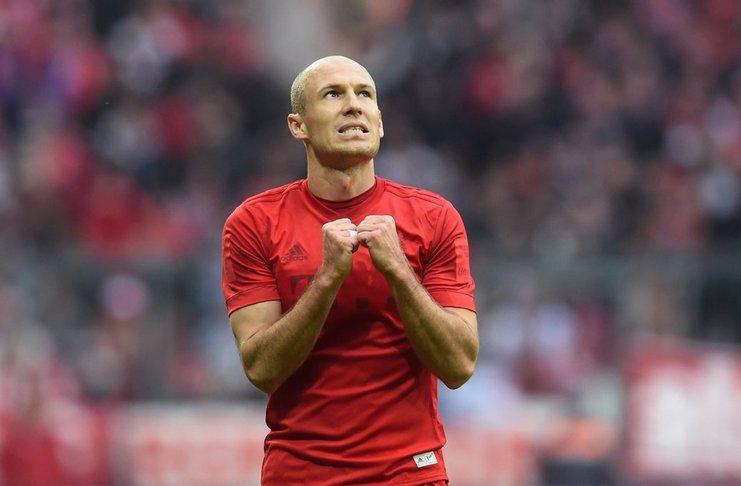 Arjen Robben - Bayern Munich _ Mirror
