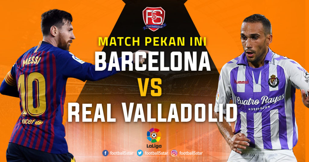 barcelona vs valladolid - photo #25