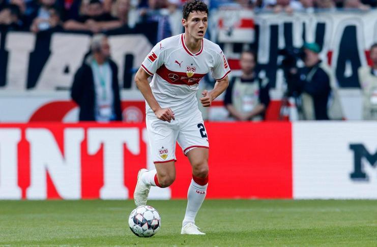 Benjamin Pavard - Bayern Munich - Stuttgart - News Beezer
