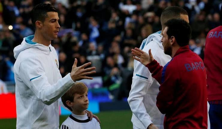 Cristiano Ronaldo dan Lionel Messi sama-sama istimewa di mata Ronaldo Luis Nazario.