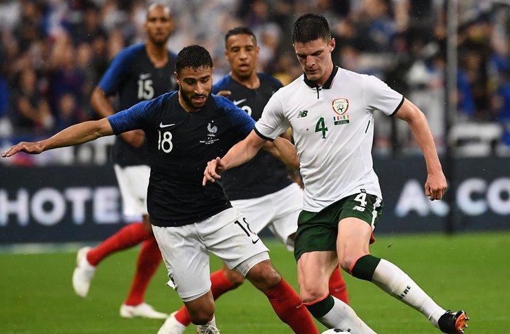 Declan Rice Pilih Timnas Inggris daripada Irlandia - Football5star - The Independent