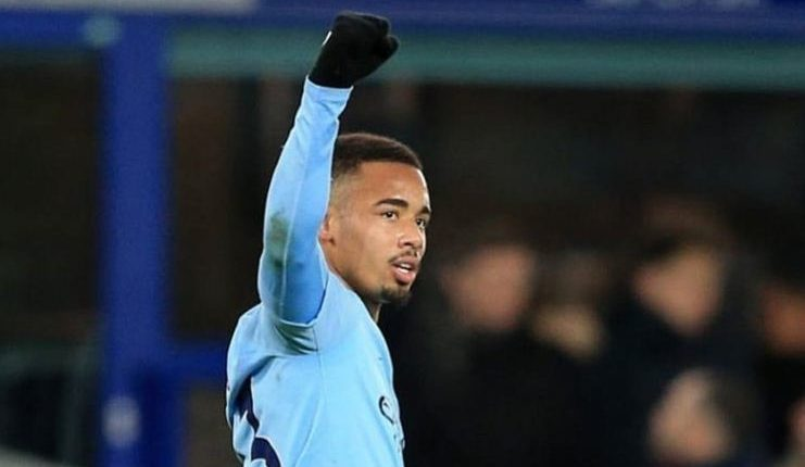 Manchester City Gabriel Jesus