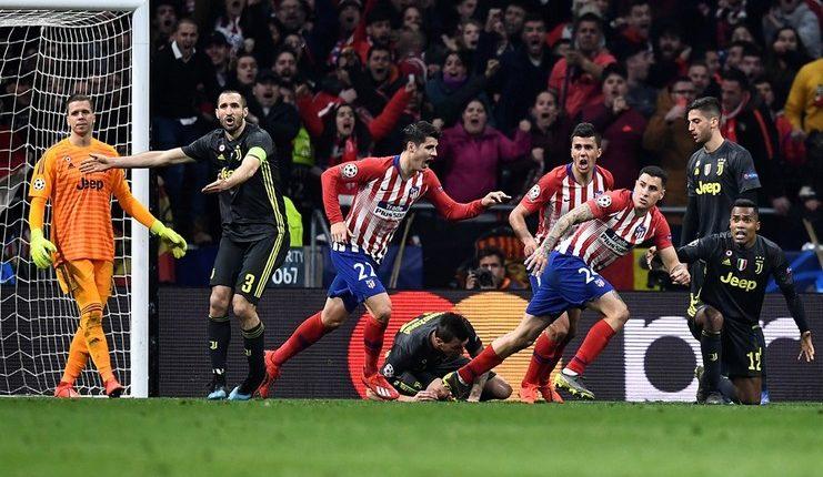 Federico Bernardeschi - Juventus - Atletico Madrid - Liga Champions - Football5star