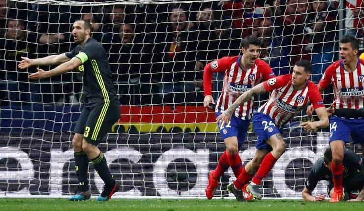 Giorgio Chiellini menilai gol-gol Atletico Madrid seharusnya dapat dicegah oleh Juventus.