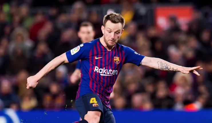 Ivan Rakitic - Barcelona - Liga Spanyol - Football5star