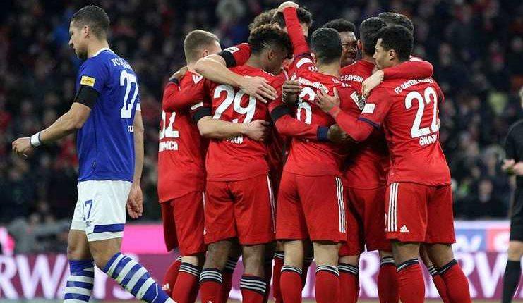 James Rodriguez yakin Bayern kini membuat Dortmund mulai grogi.
