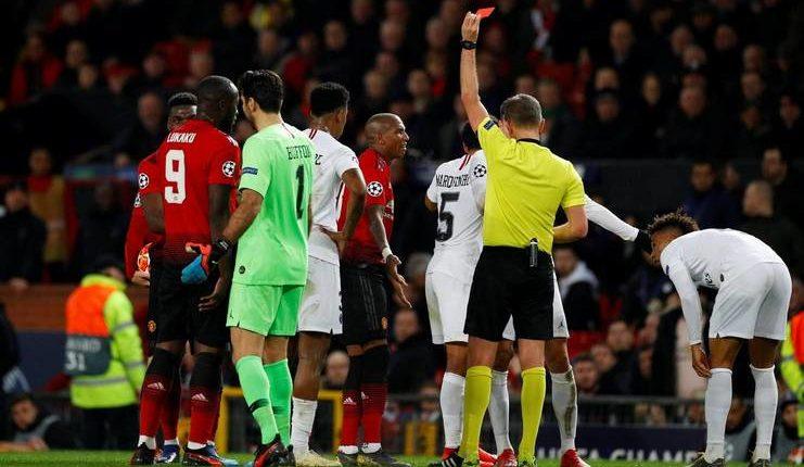 Kekalahan dari PSG menegaskan kesialan Manchester United setiap kali diwasiti Daniele Orsato.
