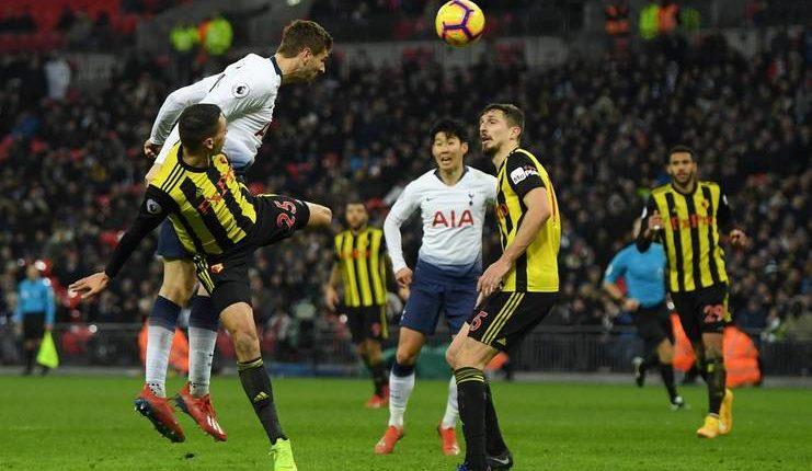 Kemampuan Tottenham memenangi laga dalam situasi sulit diwaspadai Klopp dan Guardiola.