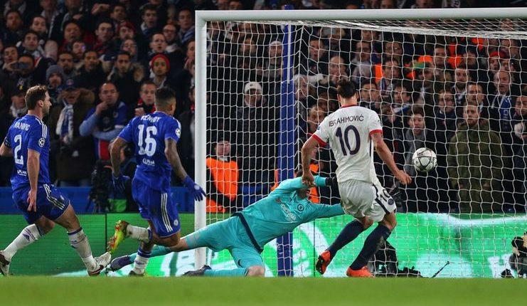 Kemenangan atas Chelsea di Stamford Bridge adalah satu-satunya kemenangan PSG di tanah Inggris.