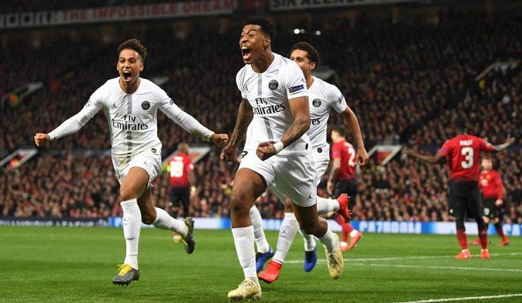 Kimpembe - Rashford - Manchester Unitd -PSG - Football5star