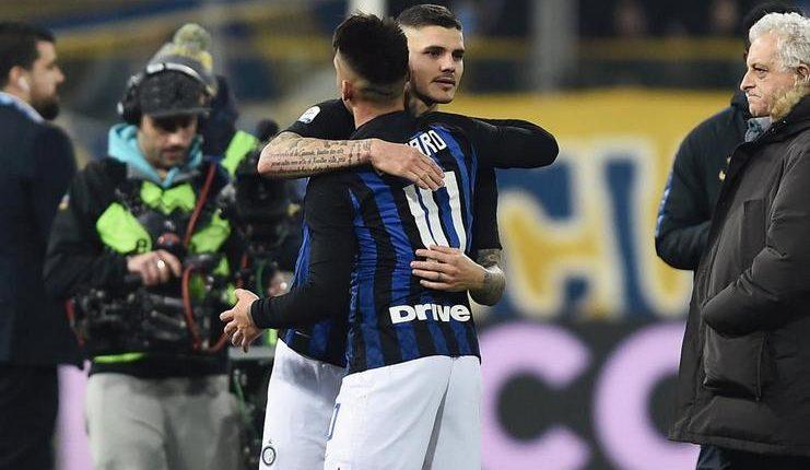 Lautaro Martinez kini bisa diandalkan Inter Milan saat Mauro Icardi masih mandul.