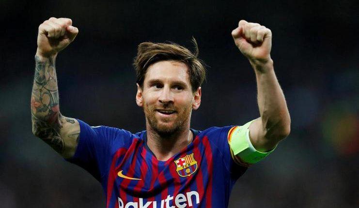 Lionel Messi Sering Dikritik Sang Anak, Thiago - Football5star - The National
