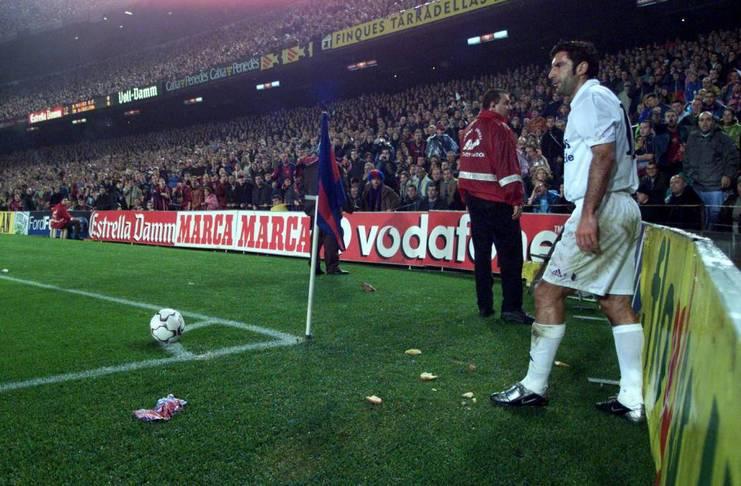 Luis Figo dan Label Pengkhianat yang Selamanya Melekat - Football5star - Reddit
