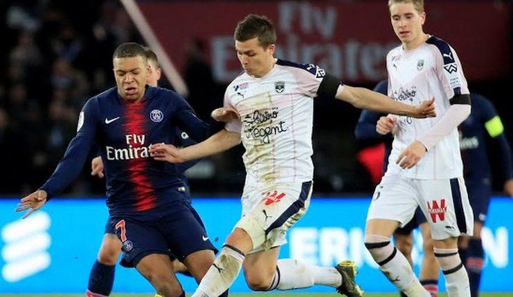 Mbappe - PSG - Bordeaux - Football5star