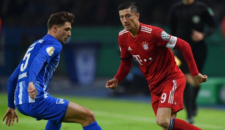 Niko Kovac - Bayern Munich - Liverpool - @FCBayernUS