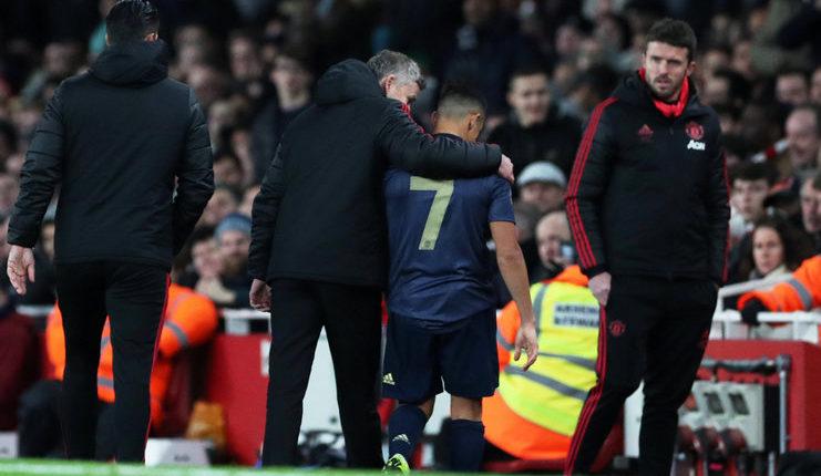 Ole Gunnar Solskjaer masih yakin Alexis Sanchez dapat bangkit bersama Manchester United.