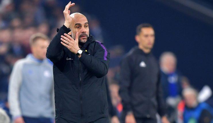 Pep Guardiola hanya fokus pada final Carabao Cup dan tak peduli hasil Manchester United vs Liverpool.