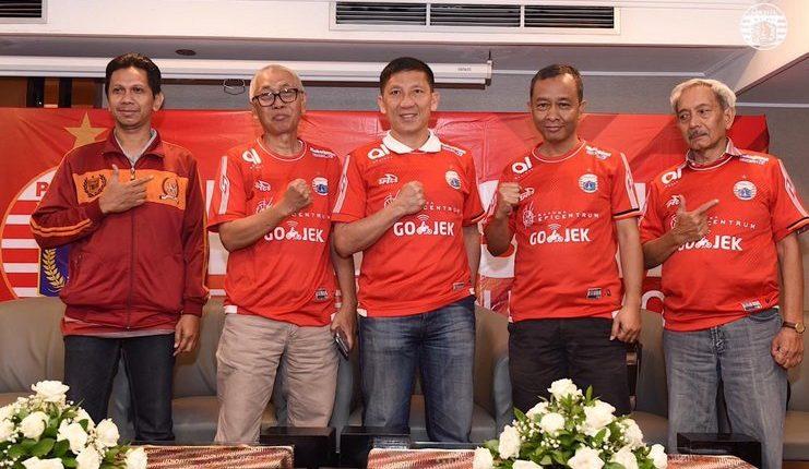 Persija Jakarta - Ferry Paulus - Football5star