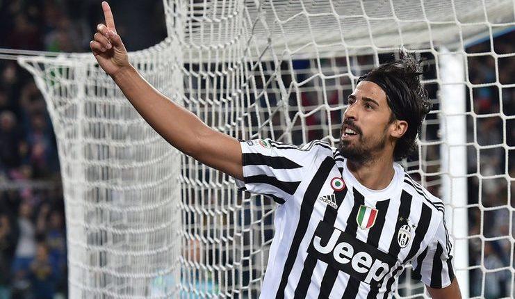 Sami Khedira diboyong Juventus secara gratis dari Real Madrid pada 2015.