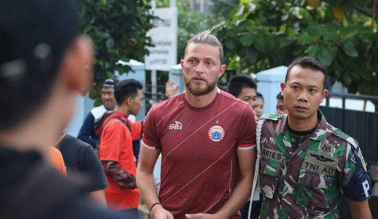 Steven Paulle - Persija Jakarta - Football5star