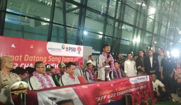 Timnas U-22 Indonesia - PSSI - Football5star - Andy Setyo