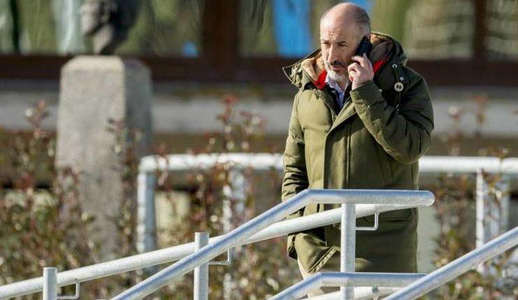 Aitor Elizegi siap memulangkan Javi Martinez dari Bayern Munich ke Athletic Bilbao.