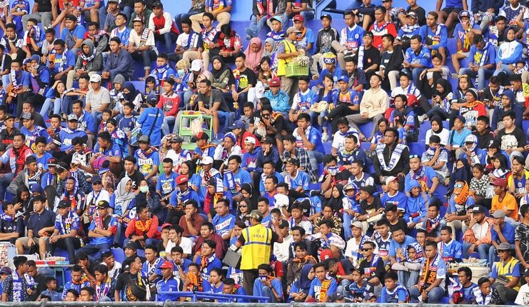 Arema FC vs Persela Lamongan - Piala Presiden 2018