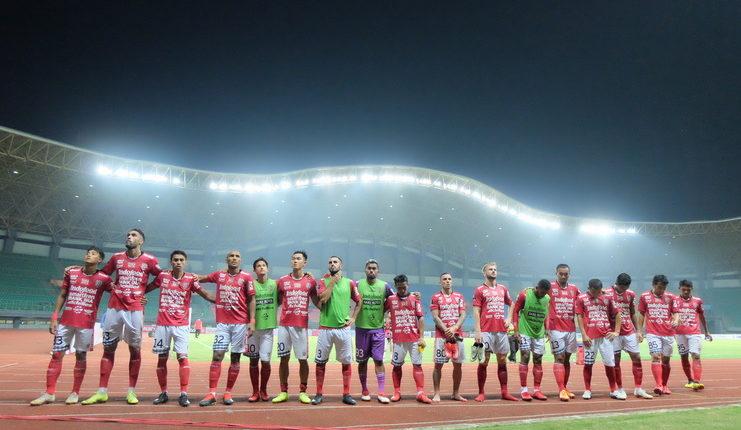 Bali United - Bhayangkara FC - Football5star - Teco