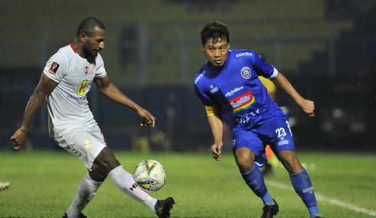 Barito Putera - Arema FC - Football5star - Piala Presiden