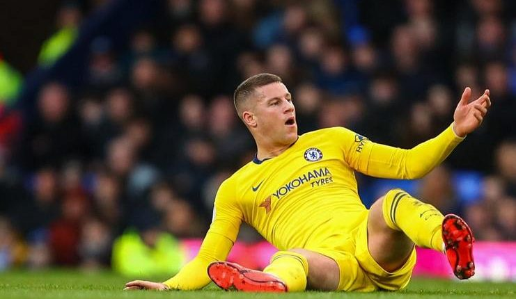 Barkley - Chelsea - Everton - Liga Inggris - Football5star