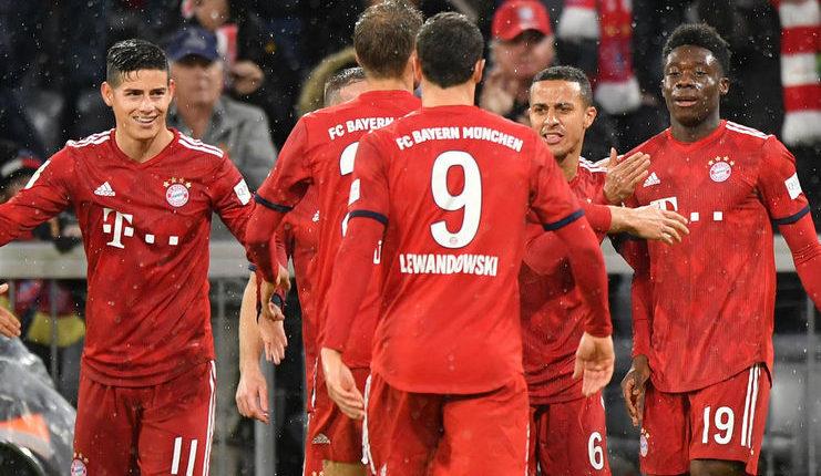 Bayern Munich diyakini Lothar Matthaeus akan meraih gelar ganda pada akhir musim nanti.