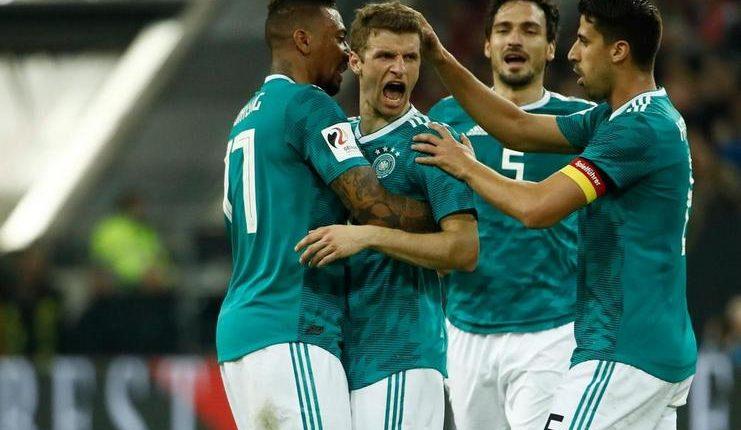 Boateng, Hummels, dan Mueller dipastikan tak lagi dipanggil ke timnas Jerman oleh Joachim Loew.