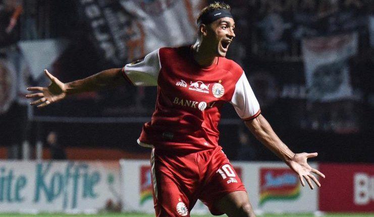 Bruno Mato - Persija Jakarta - Piala Presiden 2019