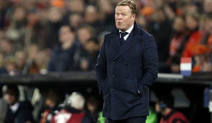 Depay - Van Dijk - Belanda - Belarusia - Football5star - Koeman