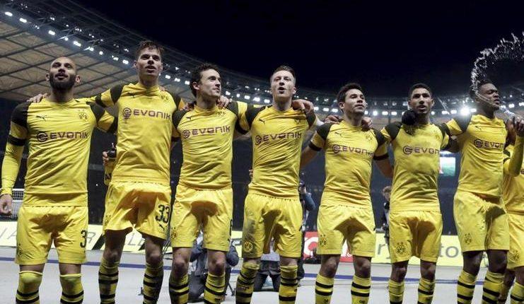 Dortmund - Hertha - Bundesliga
