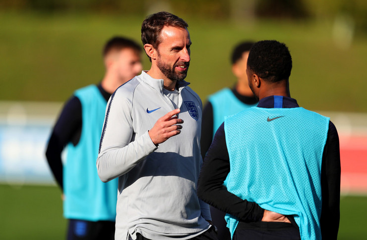 Gareth Southgate - timnas Inggris - Zimbio