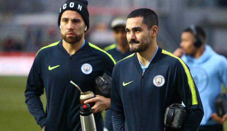 Ilkay Guendogan menurut pep Guardiola belum ingin memperpanjang kontrak di Manchester City.