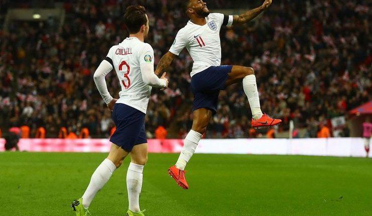 Inggris - Kualifikasi Euro 2020 - Ceko - Football5star
