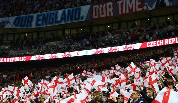 Inggris - Kualifikasi Euro 2020 - Ceko - Football5star - Wembley