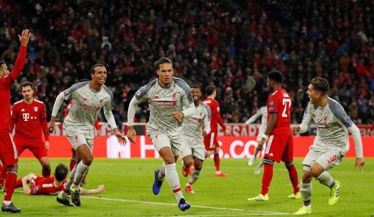 Kemenangan Liverpool di kandang Bayern Munich dirasa spesial oleh Juergen Klopp.