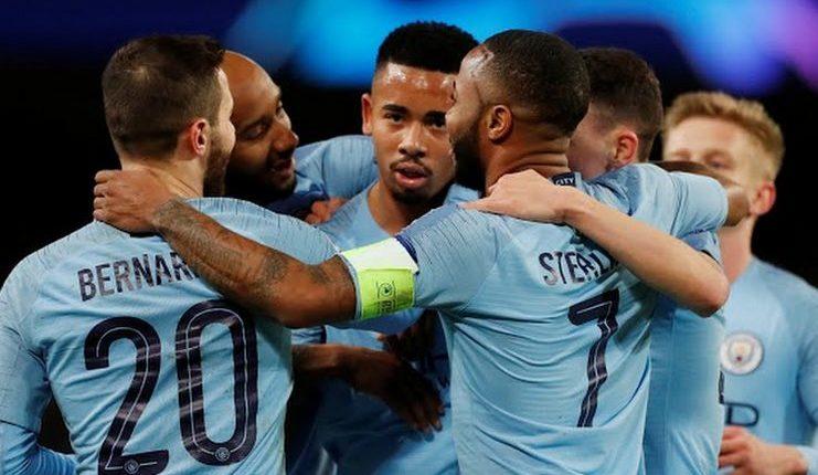Manchester City - Schalke 04 - Liga Champions - Football5star