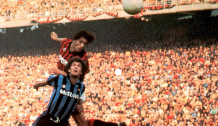 Mark Hateley - AC Milan - Inter Milan - Football5star