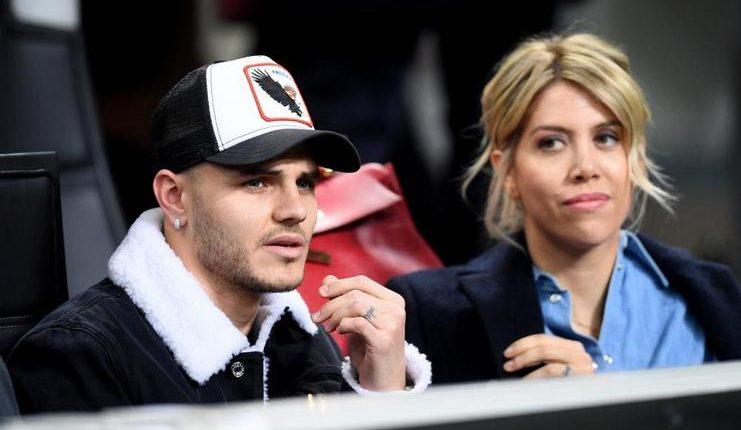 Mauro Icardi kemungkinan besar hanya akan jadi penonton dalam laga AC Milan vs Inter Milan kali ini.