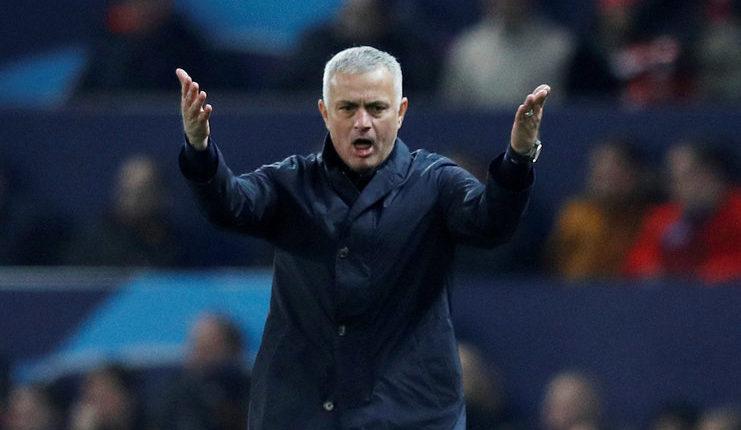 Mourinho Tepis Rumor Kembali ke Madrid - Football5star - Footballfancast