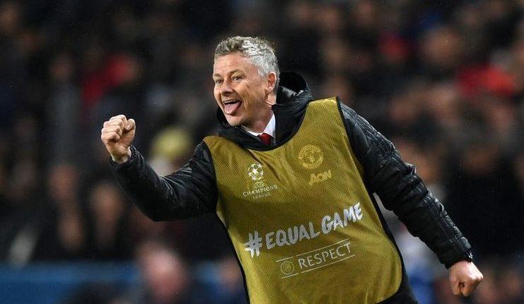 Ole Gunnar Solskjaer mengatakan kemenangan Manchester United di kandang PSG sesuai rencananya.