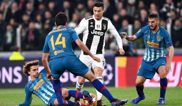 Performa Cristiano Ronaldo dan Juventus saat menyingkirkan Atletico Madrid membuat Lionel Messi terkejut