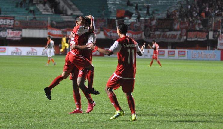 Persija Jakarta - Borneo FC - Piala Presiden 2019 -