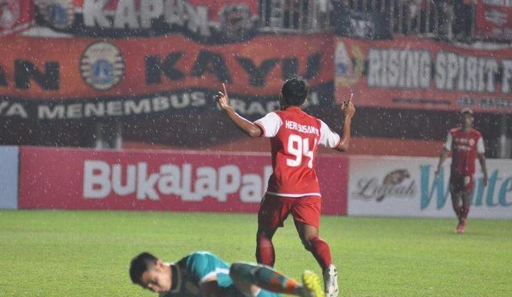 Persija Jakarta - Borneo FC - Piala Presiden 2019 - Heri Susanto